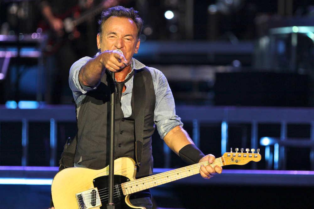 Bruce Springsteen en Barcelona