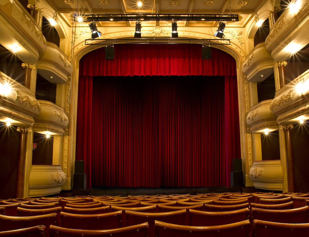 Una noche en el teatro