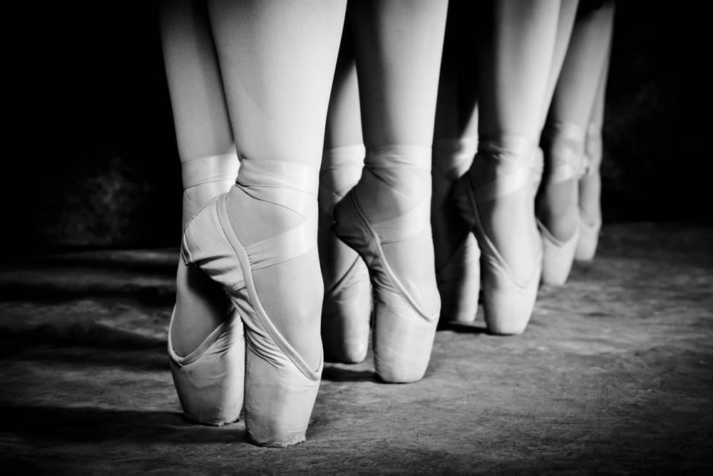 Una vida de bailarinas