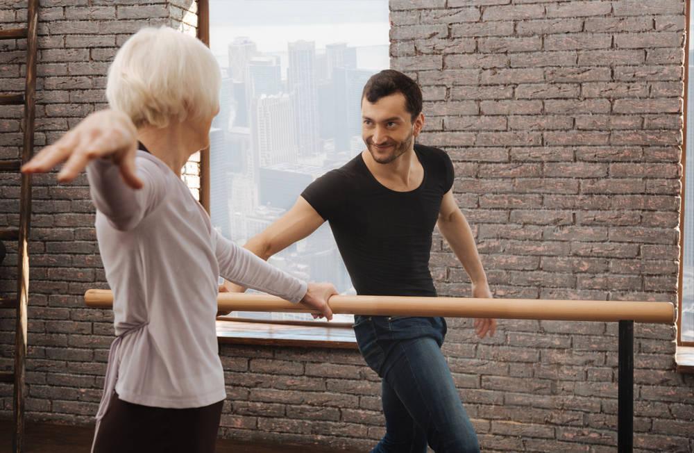 Beneficios del Ballet para la Tercera Edad