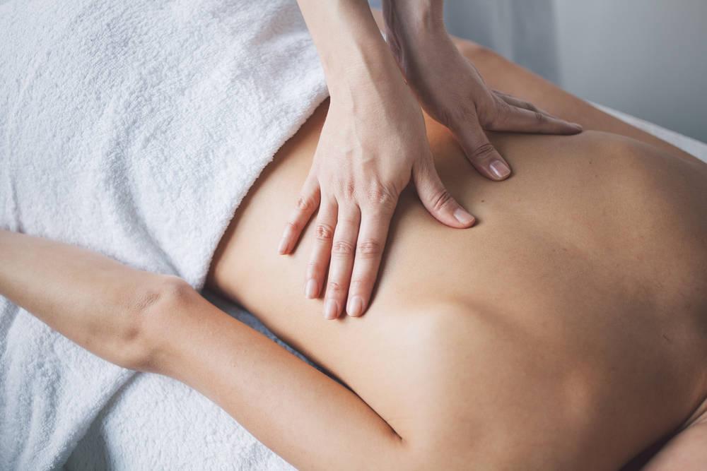 Los masajes relajantes reavivan la creatividad y la energía