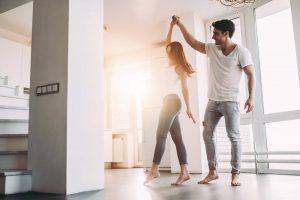 Bailar tonifica, aumenta la flexibilidad y ayuda a adelgazar