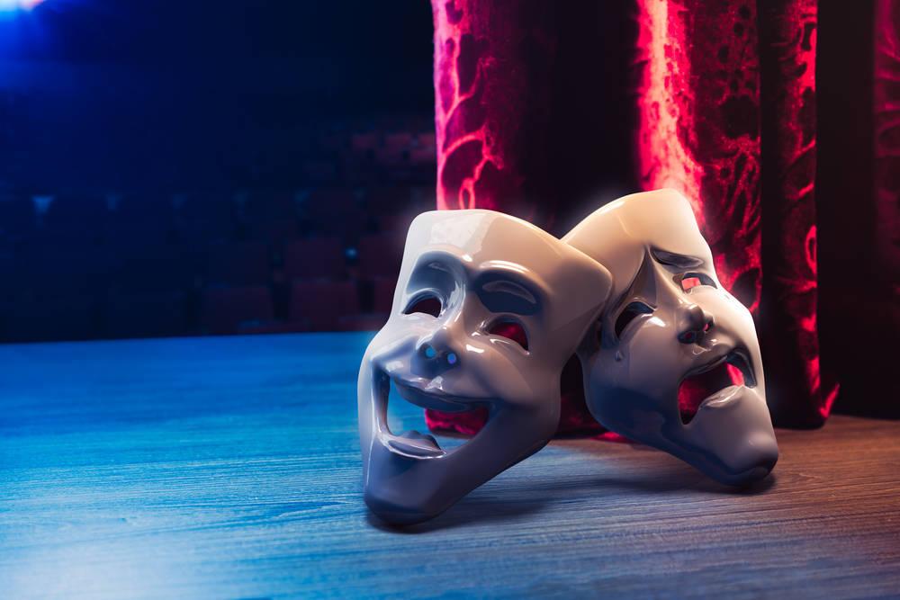 Amor por el teatro