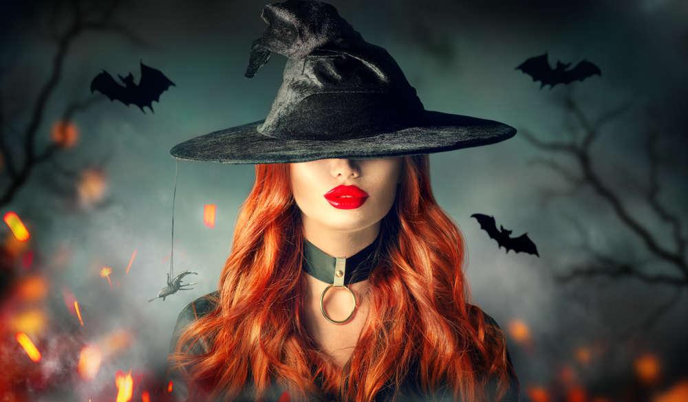 Las brujas en la historia y el arte
