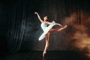 ¿Cuáles son las obras de ballet más representadas?