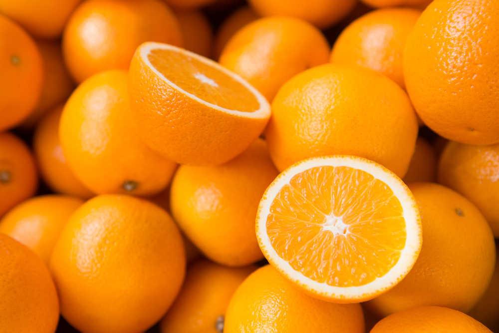 La naranja, la fruta de referencia en el espectáculo